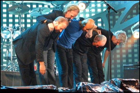 Genesis Live im Berliner Olympia-Stadion, Juli 2007
