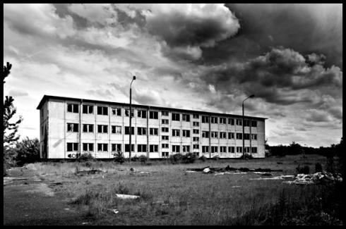 Ehemalige VP-Kaserne in Blankenburg - 10. Juni 2012